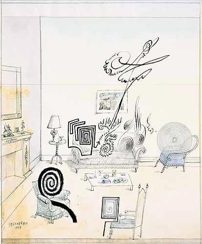 Saul_Steinberg_1964