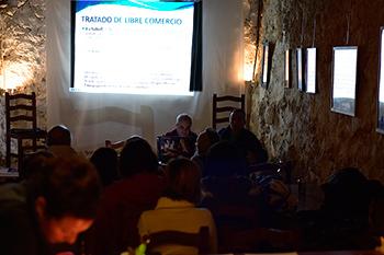 Debate Tratado de libre comercio con EEUU (TIPP)