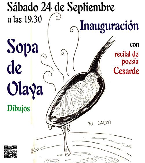 Inauguración Sopa de la Olaya.