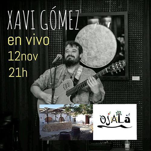 Concierto Xavi Gomez