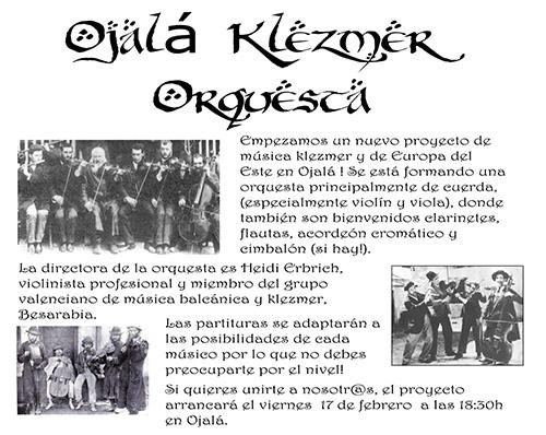 Klezmer Orquesta Proyecto