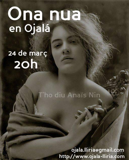 concierto ojalá Ona Nua