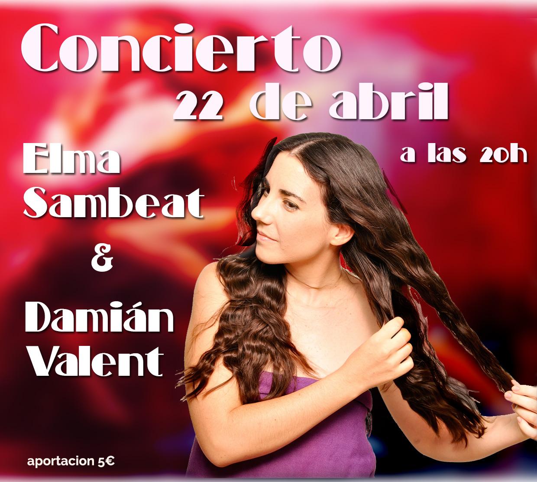concierto Elma Sambeat