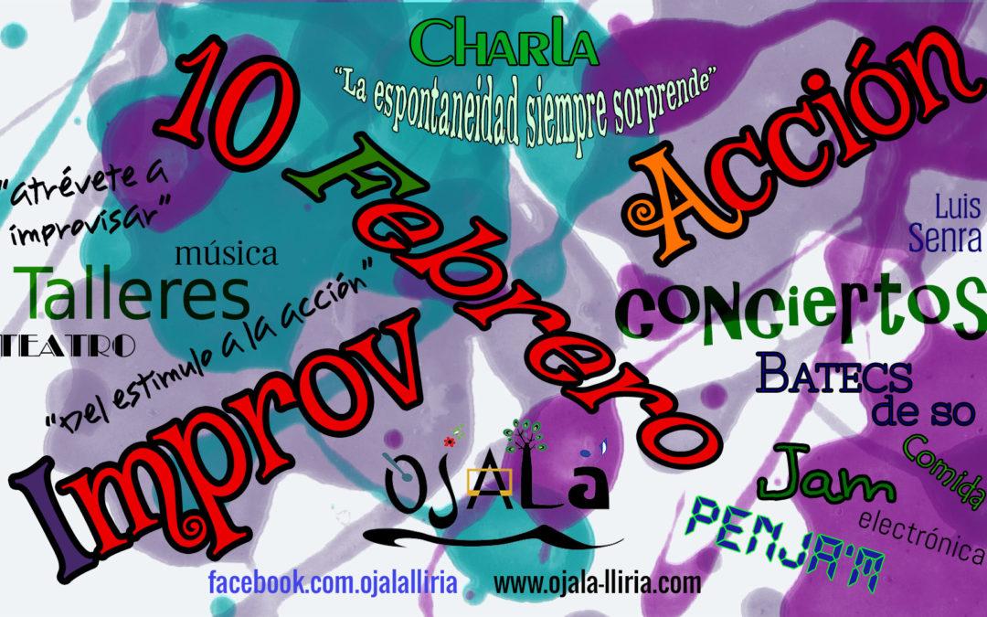 """""""Improv – Acción"""""""