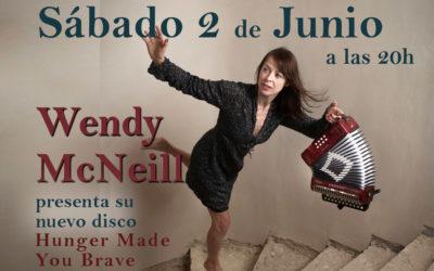 Concierto Wendy McNeill