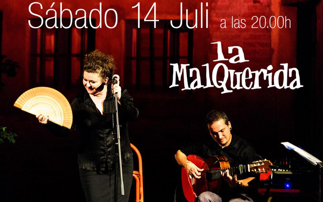 """Concierto MalQuerido – José """"El Piru"""" y Isabel Julve"""