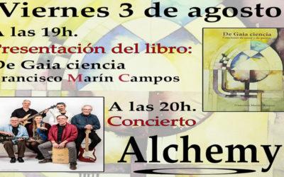 Presentación del libro y concierto La Malquerida