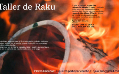 Taller de Raku -13 de junio