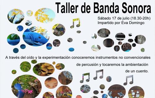 Taller de Banda Sonora 17 julio