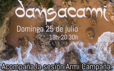 Taller Dansacamí con Armi Campaña 25 de julio